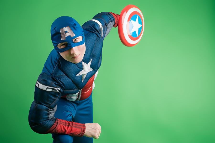 прокат костюма капитана америка в новосибирске