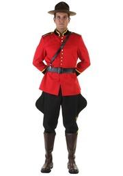 Конный полицейский Канады