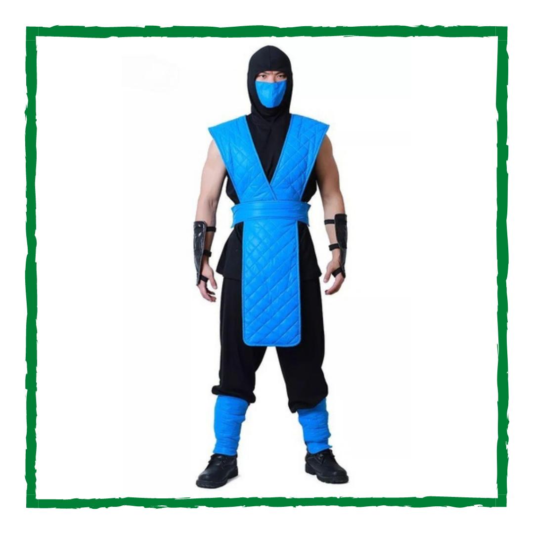Саб-Зиро / Mortal Kombat