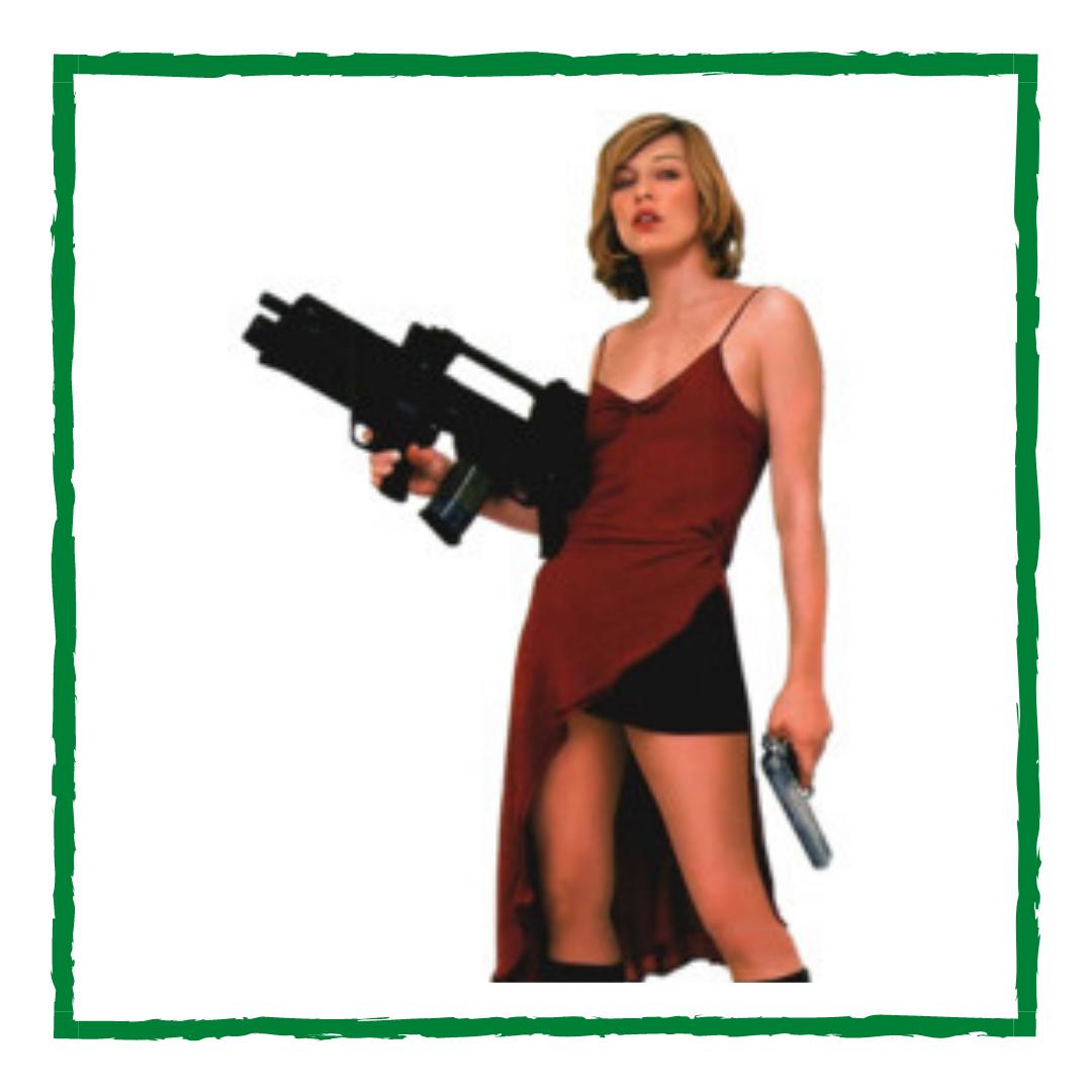 Элис / Resident Evil