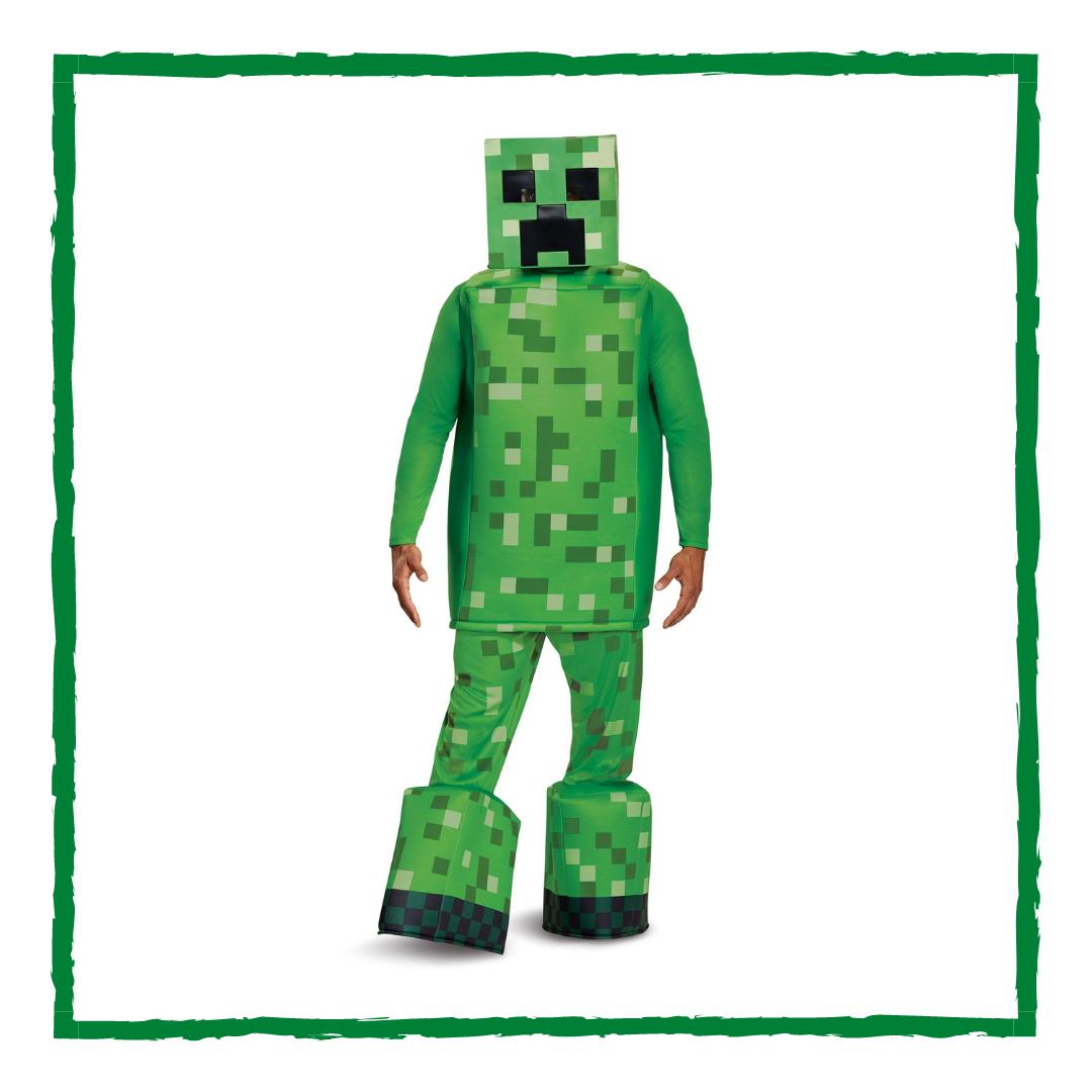 Крипер / Minecraft