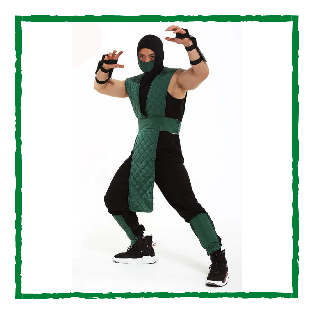 Рептилия / Mortal Kombat