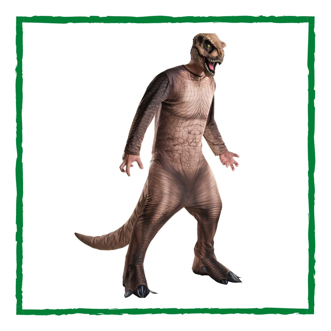 Тираннозавр Рекс (Тирекс)