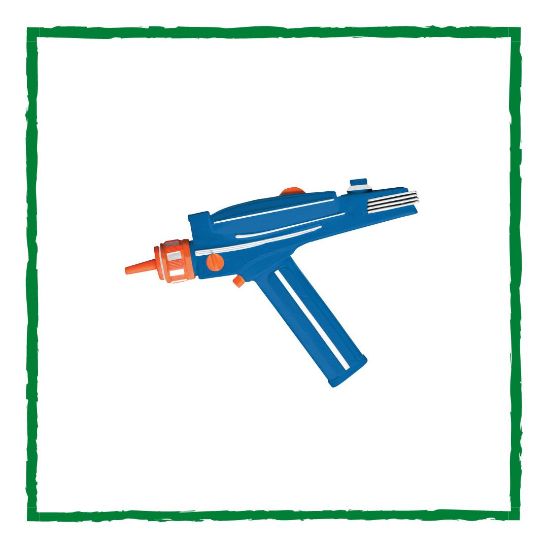 Оружие Фазер